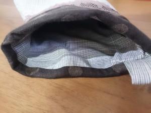 鍋つかみ(ミトン)の作り方