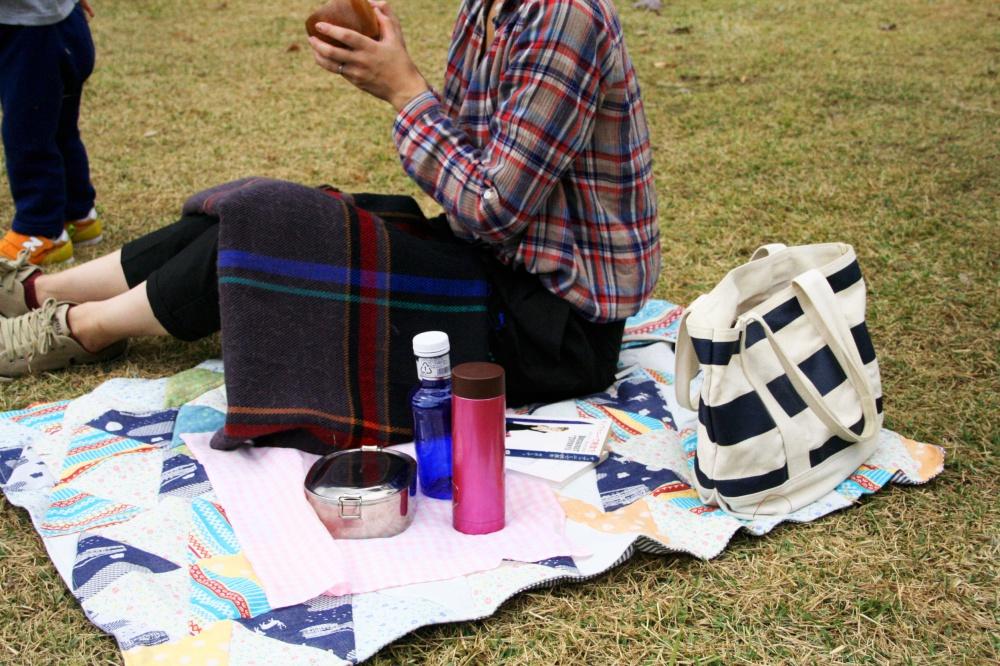 ピクニックシートの作り方