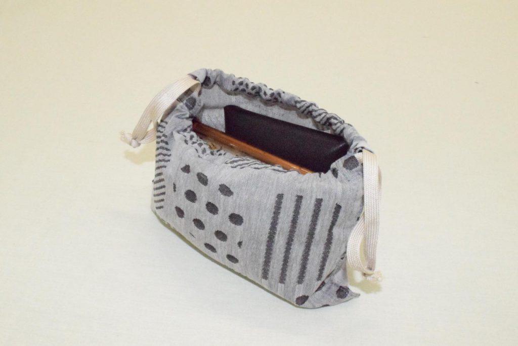 巾着収納エコバックの作り方