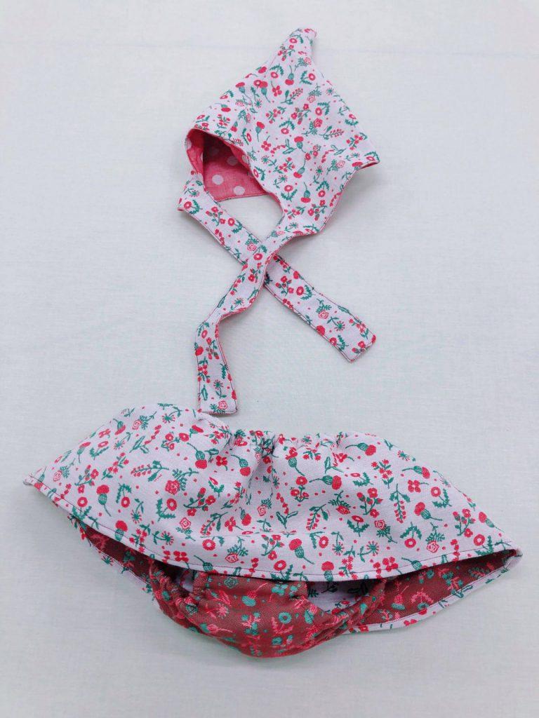 スカート付きブルマ・ふつうのブルマの作り方